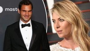 Федерер, Шарапова - легитимирайте се, моля!