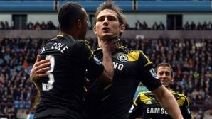 Ашли Коул със сензационно завръщане в английския футбол