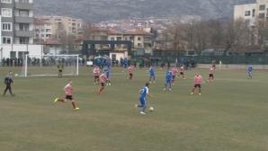 Арда надигра Хасково с 3:0 в контрола