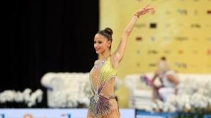 Показаха екипите на националния отбор по художествена гимнастика за новия сезон