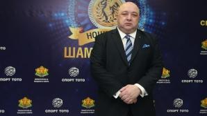 """Кралев намекна за интересна развръзка за """"Българска армия"""""""