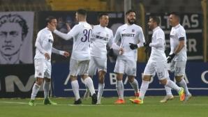 Етър с престижен резултат срещу Динамо (Загреб) в Турция