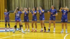 Етър 64 победи Поморие в женското хандбално първенство