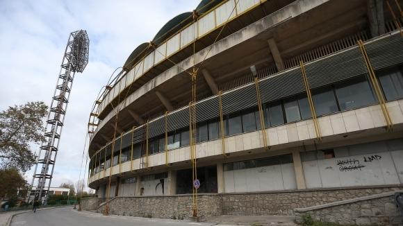 Община Пловдив сменя концепцията за ремонта на стадион