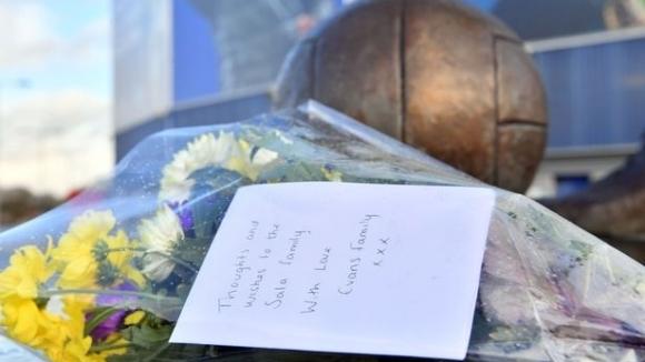 Феновете на Кардиф и Нант се молят за Сала