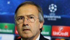 Единственият български треньор с победа в Шампионската лига пое Левски