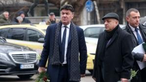 Футболният елит плаче, взе си сбогом с големия Иван Вуцов (видео)