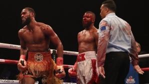 Това ли е най-бруталната аркада в историята на бокса? (видео)