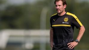 Хъдърсфийлд пак заложи на Борусия (Д) в избора си за треньор