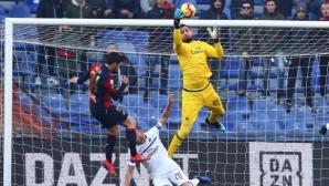 Донарума обяви целта пред Милан и коментира трансфера на Игуаин в Челси