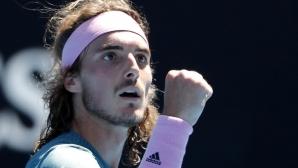 Сензацията Циципас: Пресата полудя след победа ми над Федерер