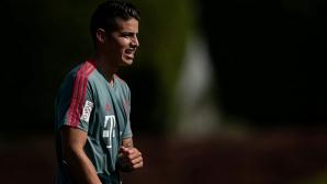 Ще има ли трансфер? Хамес не се яви на тренировка в Мюнхен