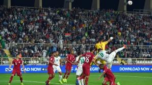 Катар е на 1/4-финал след минимален успех над Ирак