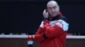 Найден Найденов вече не е треньор на Нефтохимик 2010