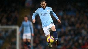 Бернардо Силва иска да остане в Манчестър Сити