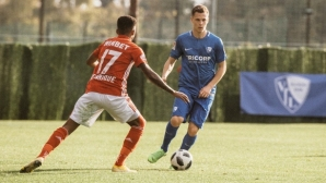 11-те на ЦСКА-София срещу Шанхай Шенхуа