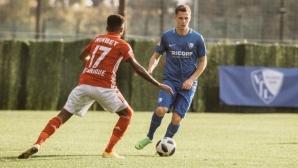 ЦСКА-София с първа победа в Испания