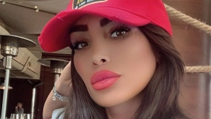 Биляна Дол отпраши за Дубай без Божинов (снимка+видео)