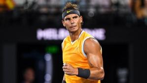 """Надал прегази """"екзекутора"""" на Федерер и е на финала на Australian Open"""