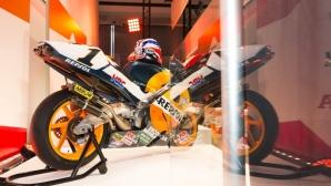 Honda представи MotoGP машината за сезон 2019 (снимки+видео)