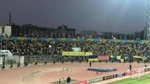 Дисквалифицираха египетския Исмаили от африканската Шампионска лига
