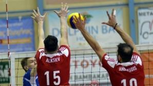 Тодор Алексиев и Олимпиакос на крачка от Купата на Лигата