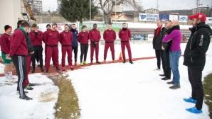 """Локо (Дряново) стартира подготовка, ръководството на """"железничарите"""" обяви целта пред отбора"""