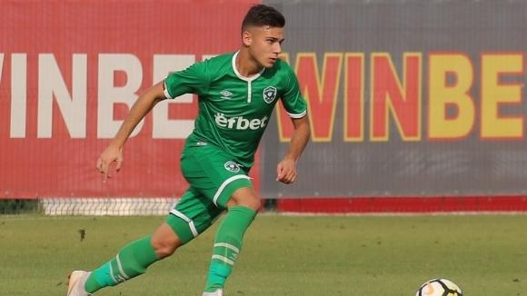 """Голямата надежда на """"орлите"""": Целта ми е титулярно място в Лудогорец и България, и трансфер в голям клуб в Европа"""