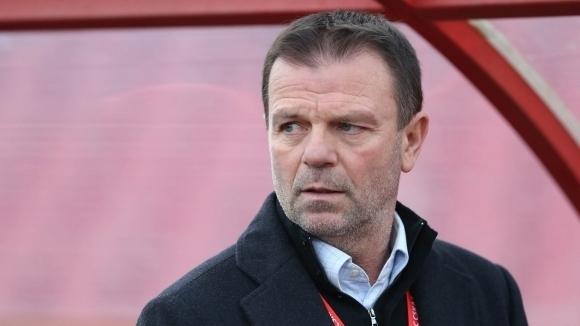 Стойчо Младенов за платената емблема: Постъпката на Ганчев показва любовта му към ЦСКА