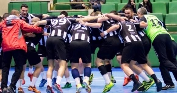 Локо (Варна) - Добруджа е дербито на кръга в мъжкото хандбално първенство