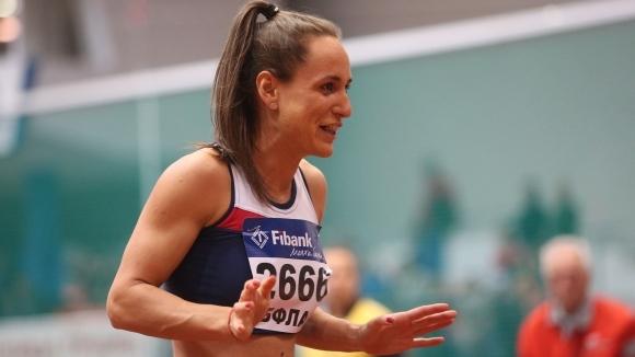 Инна Ефтимова безапелационна за златото на 60 метра