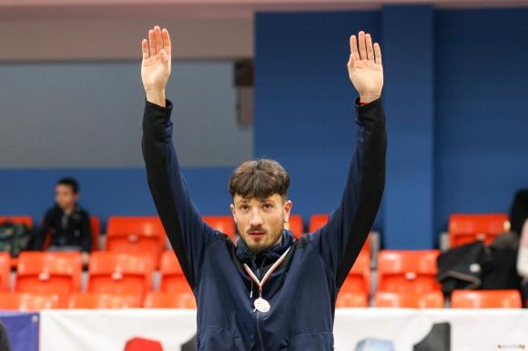 Даниел Добрев се завърна с титла, която измъкна от Даниел Анков в последния опит