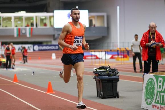 Митко Ценов шампион на 3000 метра, Николов и Балабанов в тройката