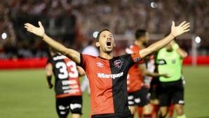 Мечтано завръщане у дома за неостаряващия Макси Родригес (видео)