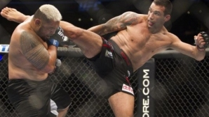 Фабрицио Вердум мечтае UFC да го освободи