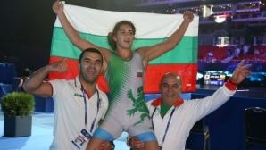"""Тайбе Юсеин избрана за """"Спортист на годината"""" на Спортната асоциация на МВР"""