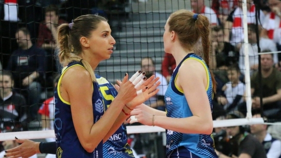 Ели Василева и Скандичи с победа №3 в Шампионската лига (видео + снимки)