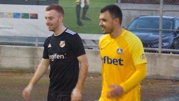 Божинов се завърна с невероятен пропуск, който остави Левски без победа в Кипър