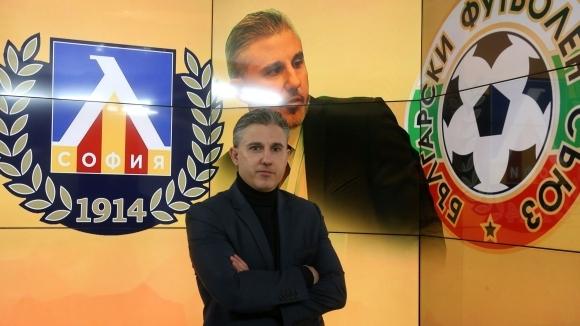 Павел Колев пред Sportal.bg: Назначен съм от Божков, каже ли ми, че няма да е собственик на Левски, си тръгвам