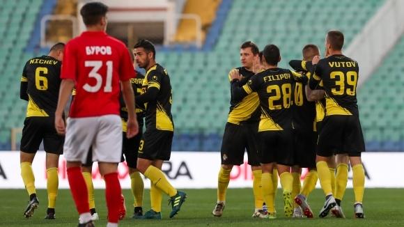 Ботев (Пловдив) победи Несебър