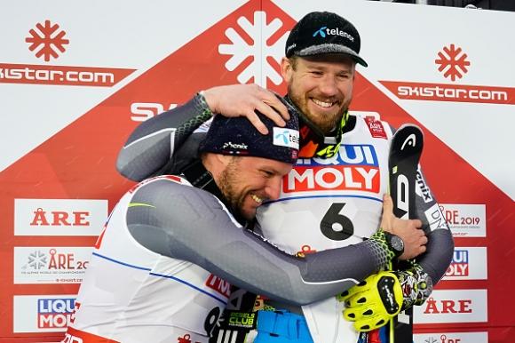 Триумф за Норвегия! Янсруд е световен шампион в спускането, Свиндал завърши кариерата си със сребро