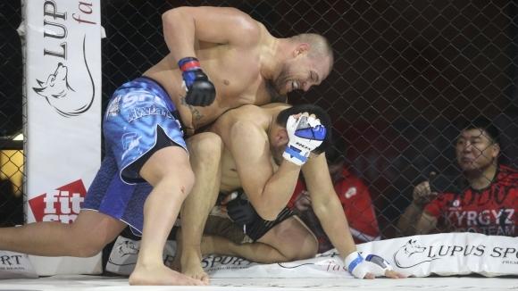 Страхотна победа на Алекс Цонев с брутален нокаут на SFC 7 Avatars