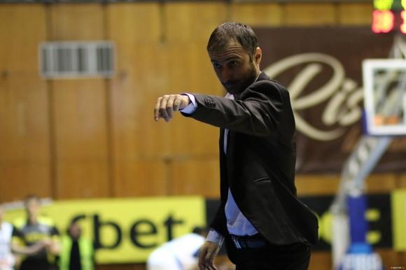 Асен Николов: Доволен съм само от победата