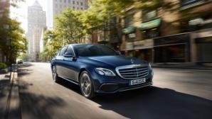 Mercedes E-Class поставя нови стандарти
