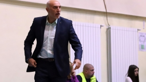 Любомир Минчев: Поздравявам играчите си