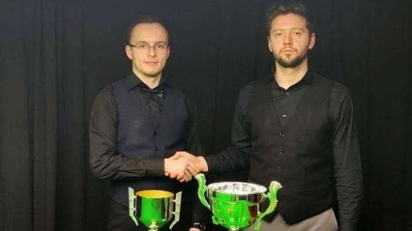 Братислав Кръстев с трети пореден успех
