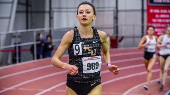 Милица Мирчева с лично постижение на 3000 м в зала и втори резултат в историята на FSU