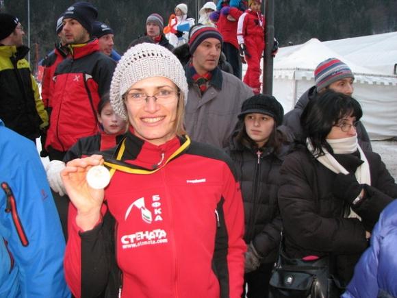 Български успехи на международни състезания по катерене