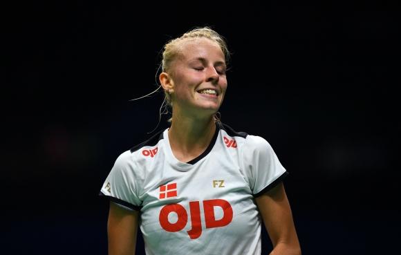 Дания спечели европейското първенство по бадминтон за смесени отбори