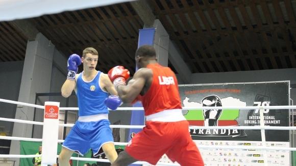 Кристиян Николов отпадна на четвъртфиналите на турнира
